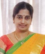 ಡಾ. ಶ್ರೀಮತಿ ಸುಲತಾ ರಾಜಾರಾಮ್